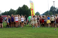 Cross Country @ West Carroll 2017